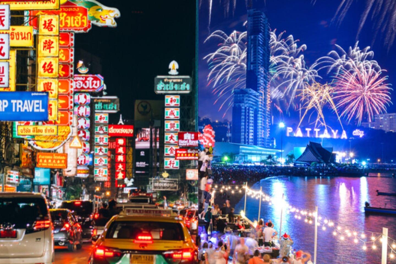 Thrilling Thailand Trip - 2 Nights Pattaya, 2 Nights Bangkok