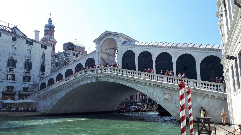 Visit of Venice