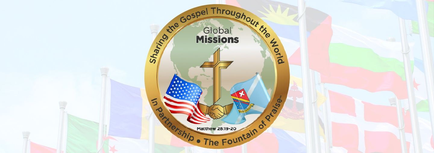 2020 Colombia Global Missions Trip