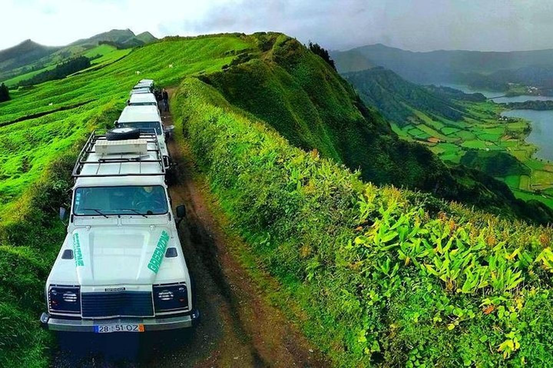 Multi-Day Jeep Tour of Majestic Ponta Delgada