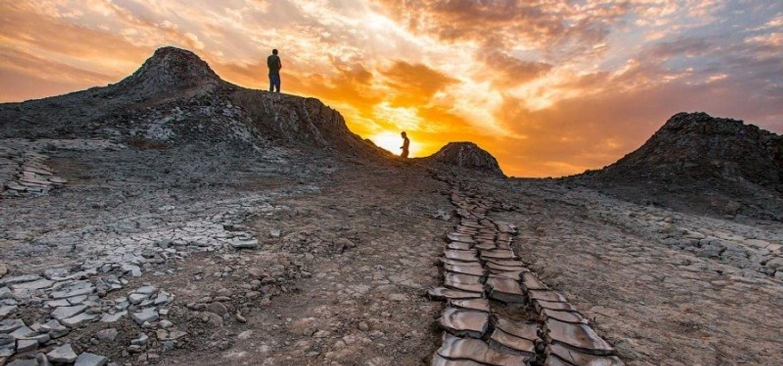 Gobustan National Historical-Artistic Preserve and Mud Volcanoes