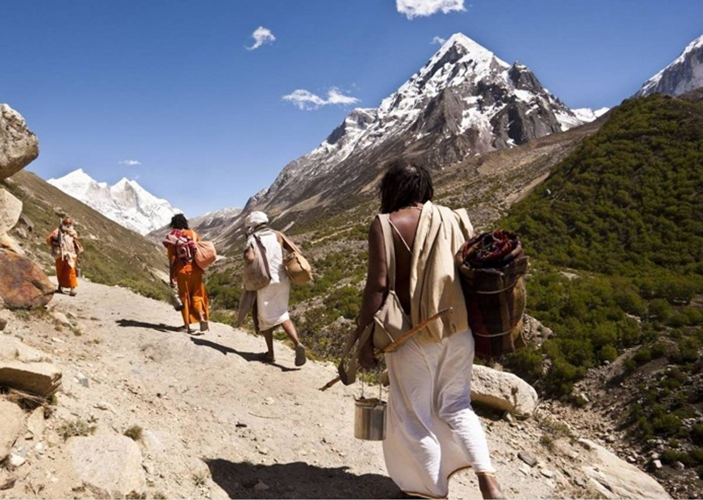 Blissful journey to Himalayas