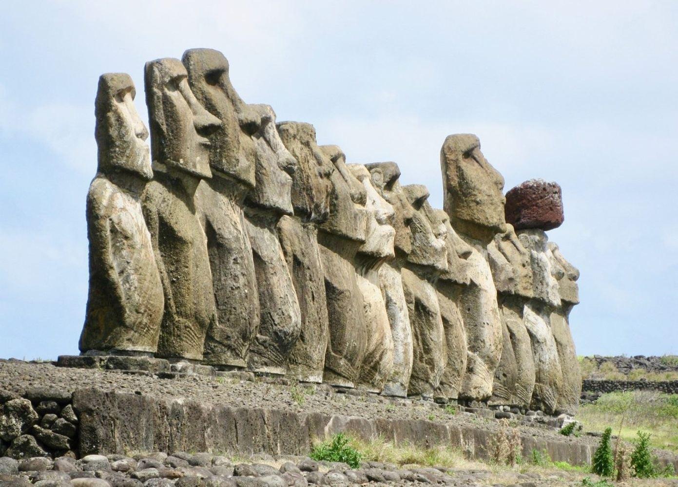 Easter Island Hopping 2022