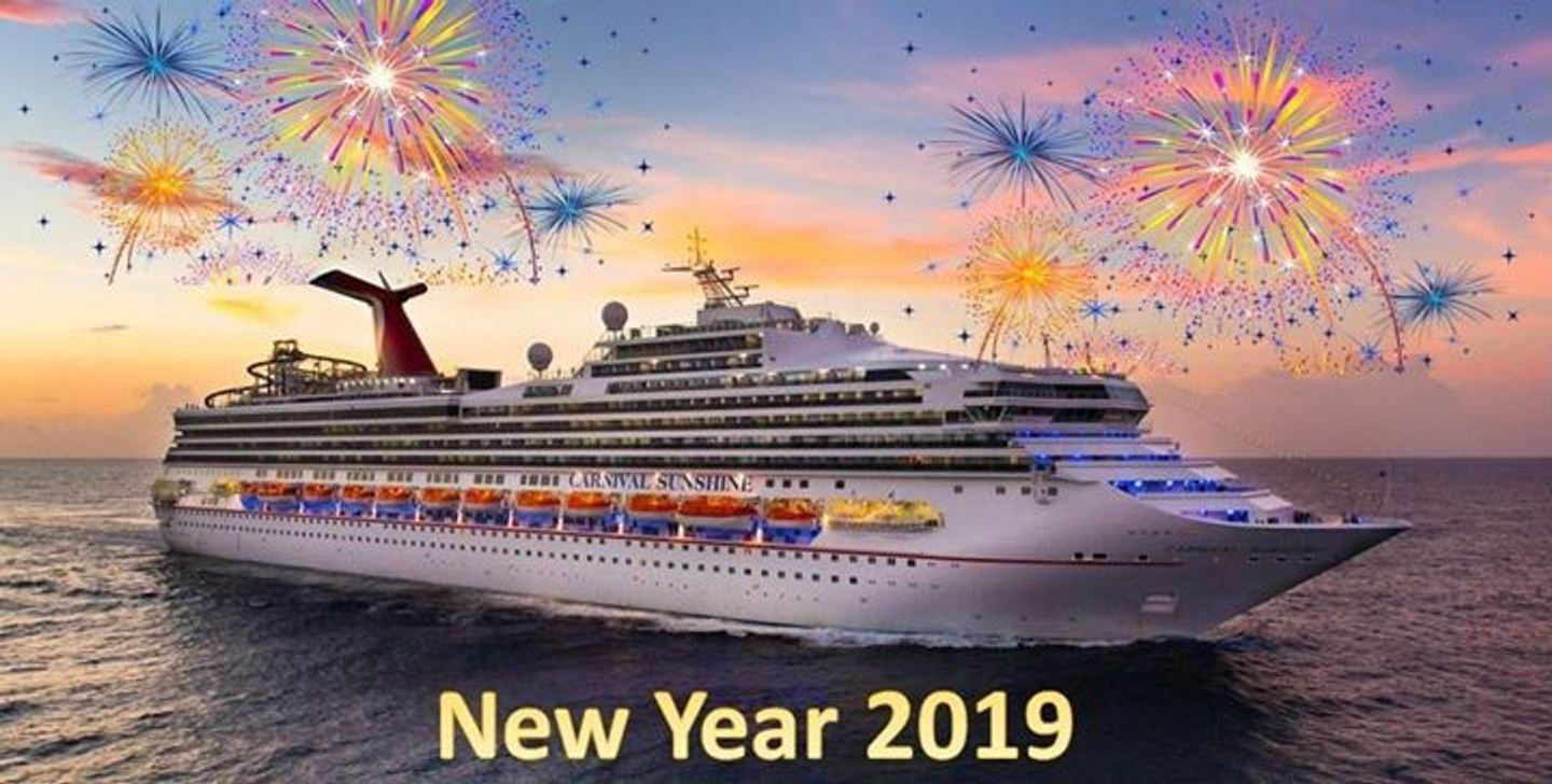 New Year's Eve Cruise 2019!