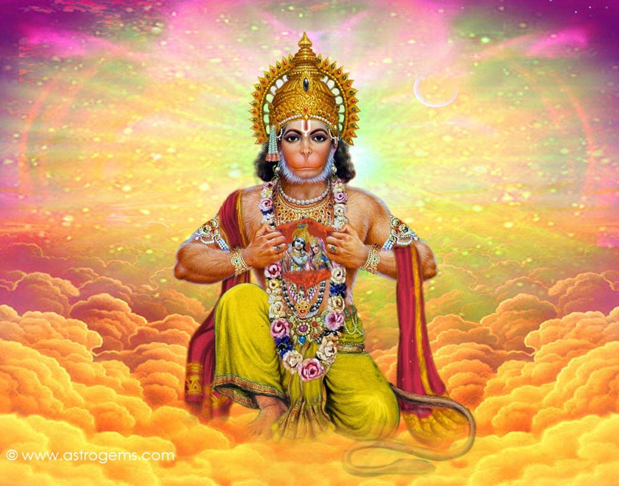HEART OF BHAKTI HANUMAN RETREAT + IMMERSION