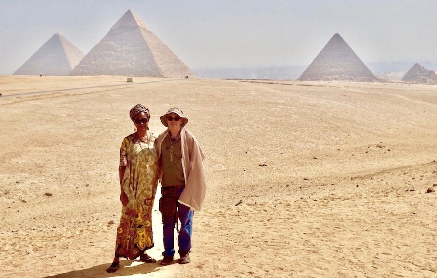 Ancient Egypt Pilgrimage w Yoga & Sound Healing