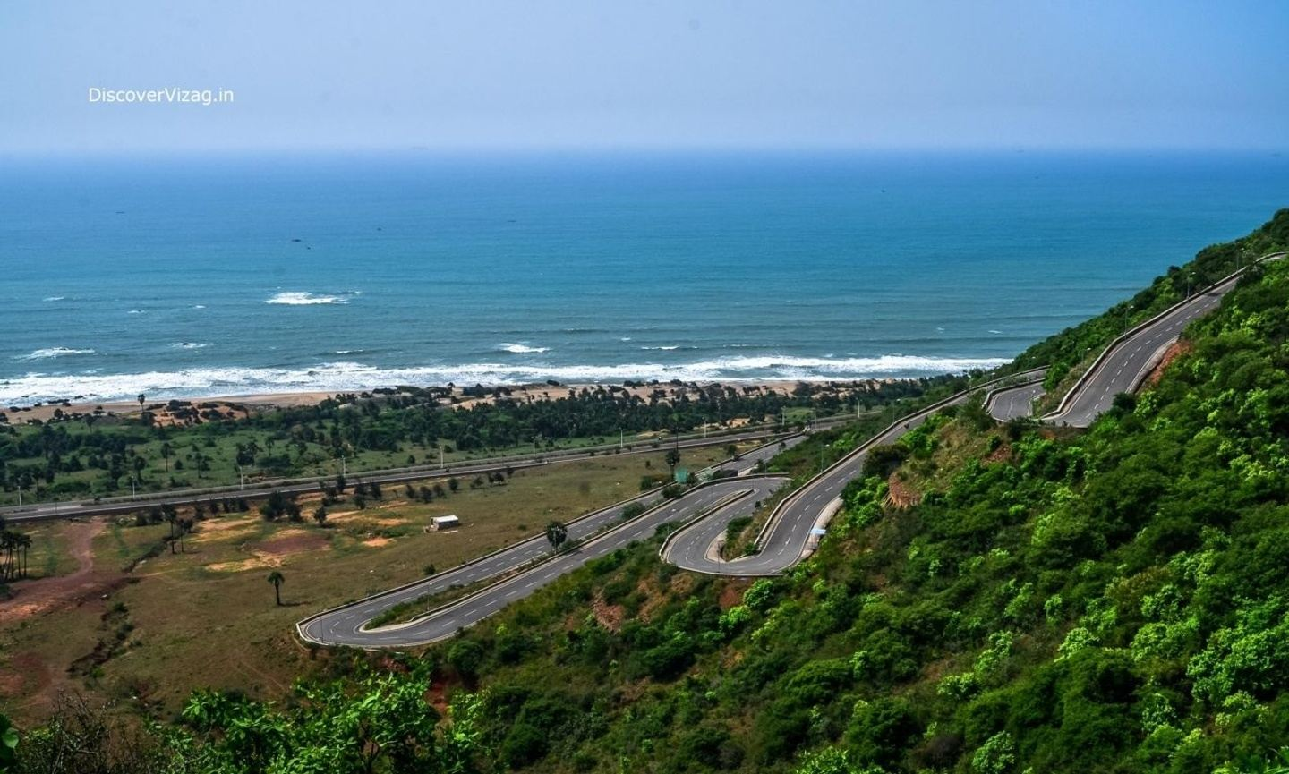 Top 4 Tourist Attractions in Visakhapatnam