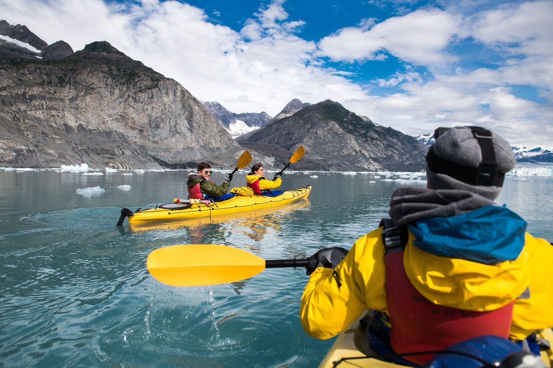 12 DAYS ALASKA WILDERNESS – KAYAK, HIKE & FISHING EXPEDITION