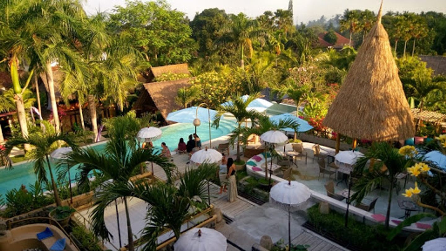 Ubud Fame Finder Business Retreat