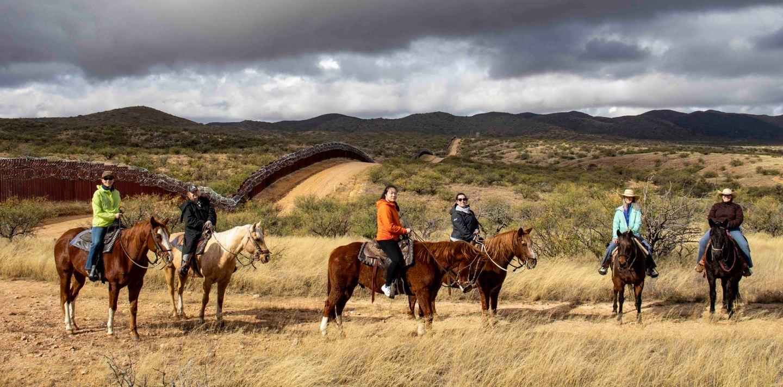 Cowgirl and Cowboy Savasana Yoga and Horseback Riding Retreat
