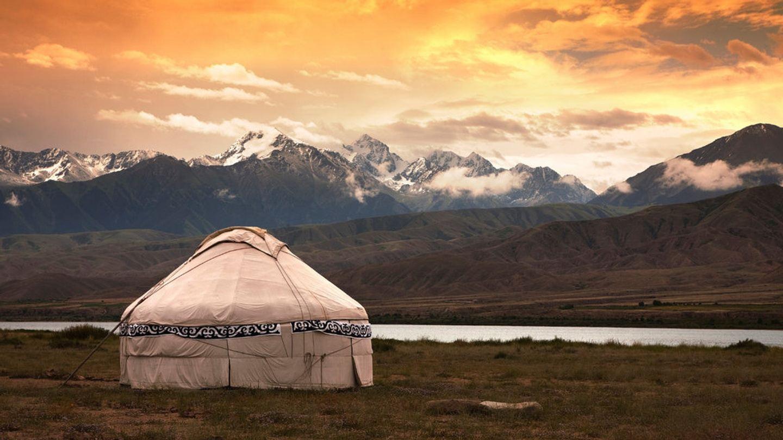 """Mongolia & Gobi Desert, """"The Great Wide Open"""""""