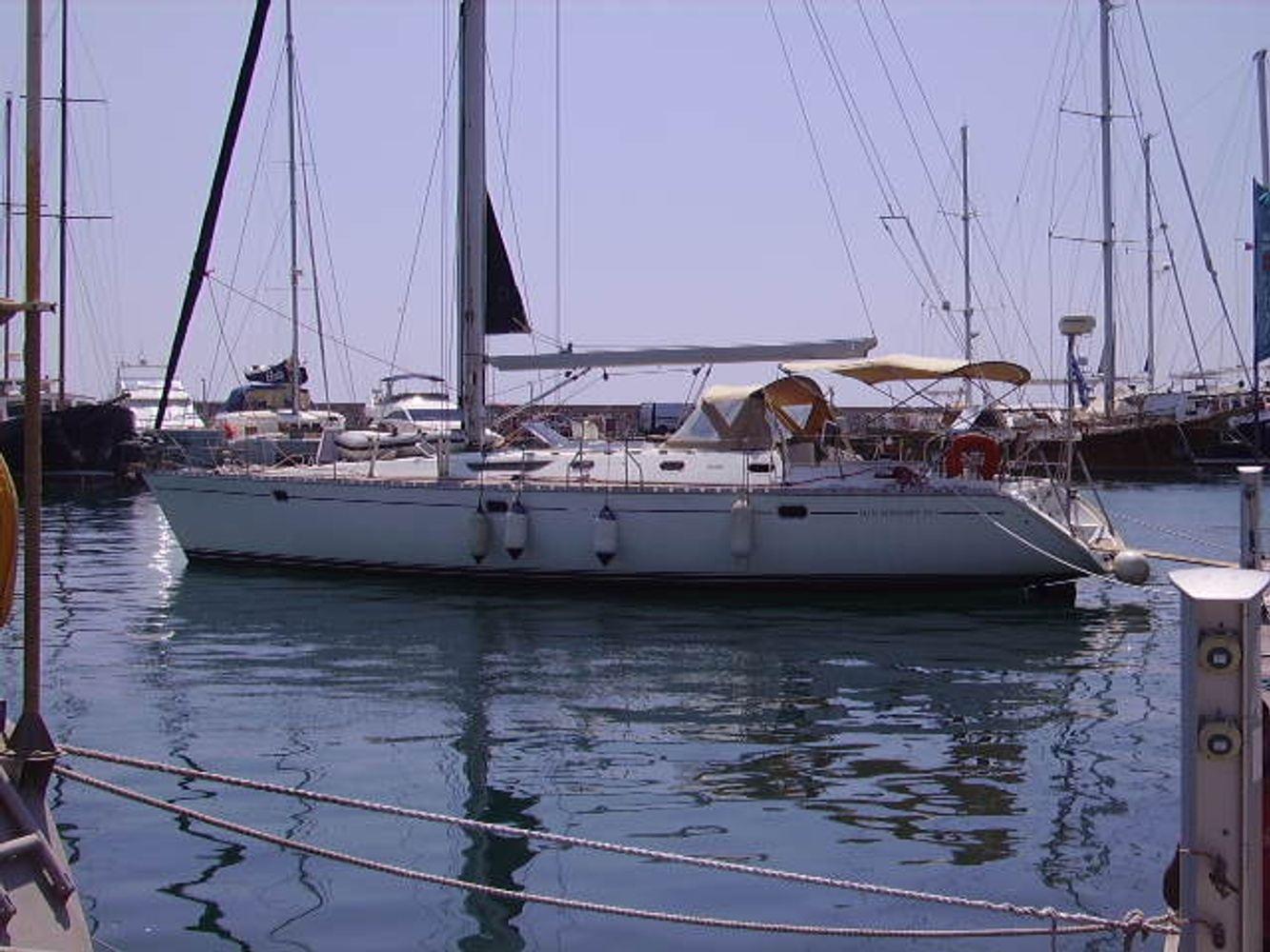 Unique sailing trip in Cyclades Greece