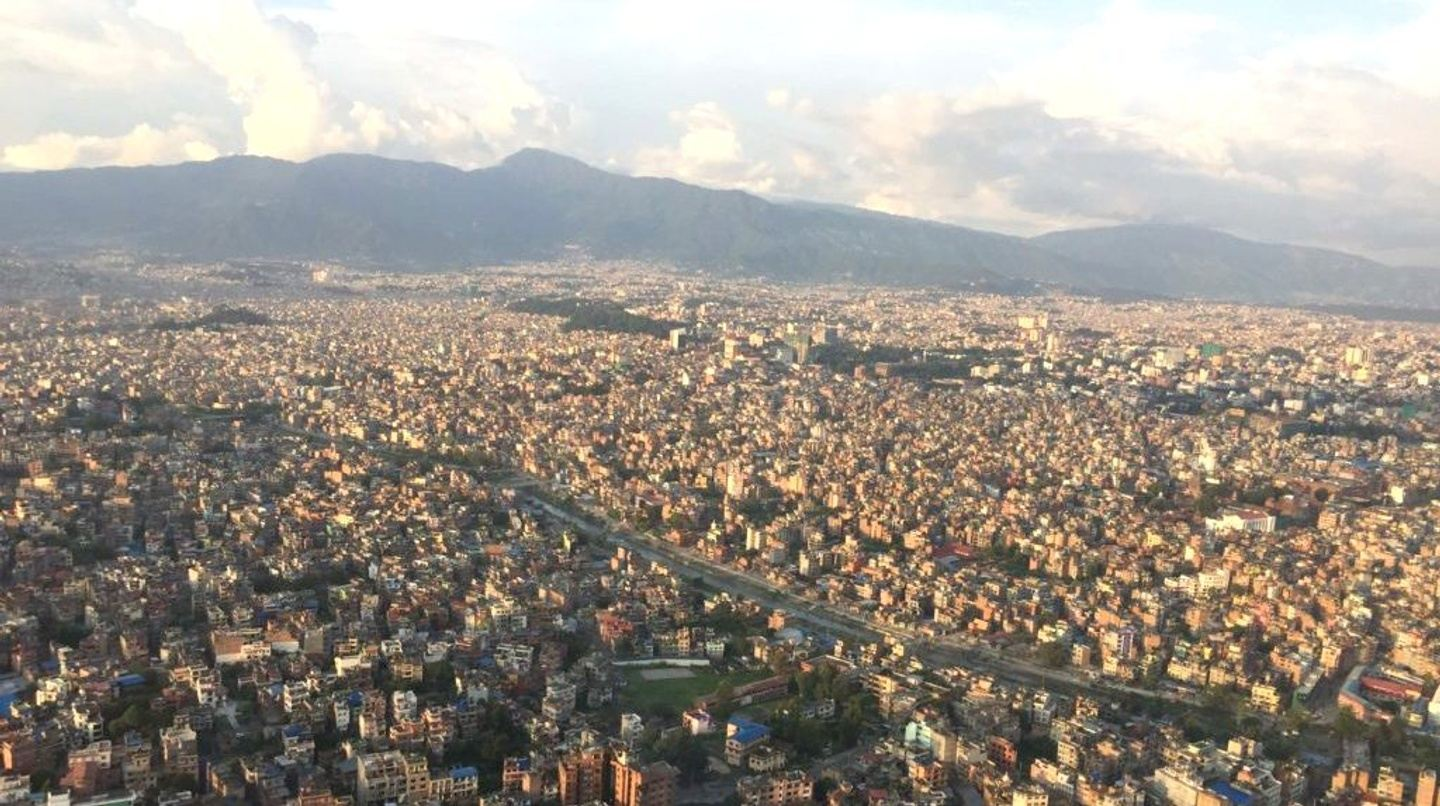 Kathmandu Sightseeing tour by Helicopter