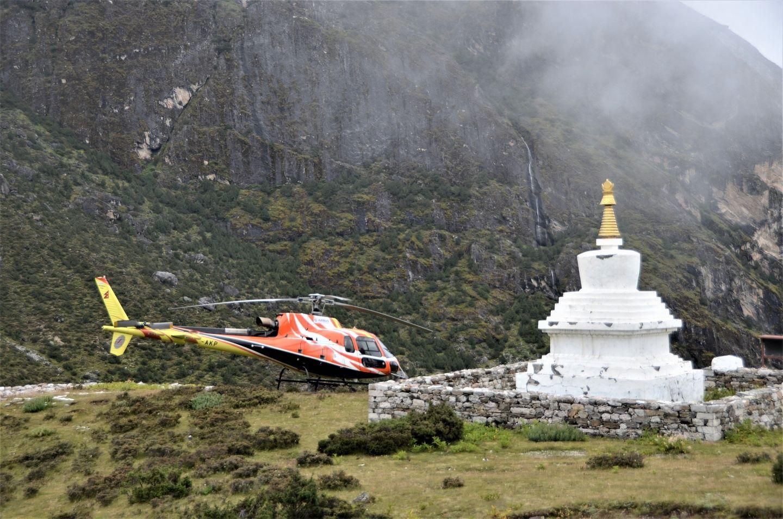 Everest Flightseeing