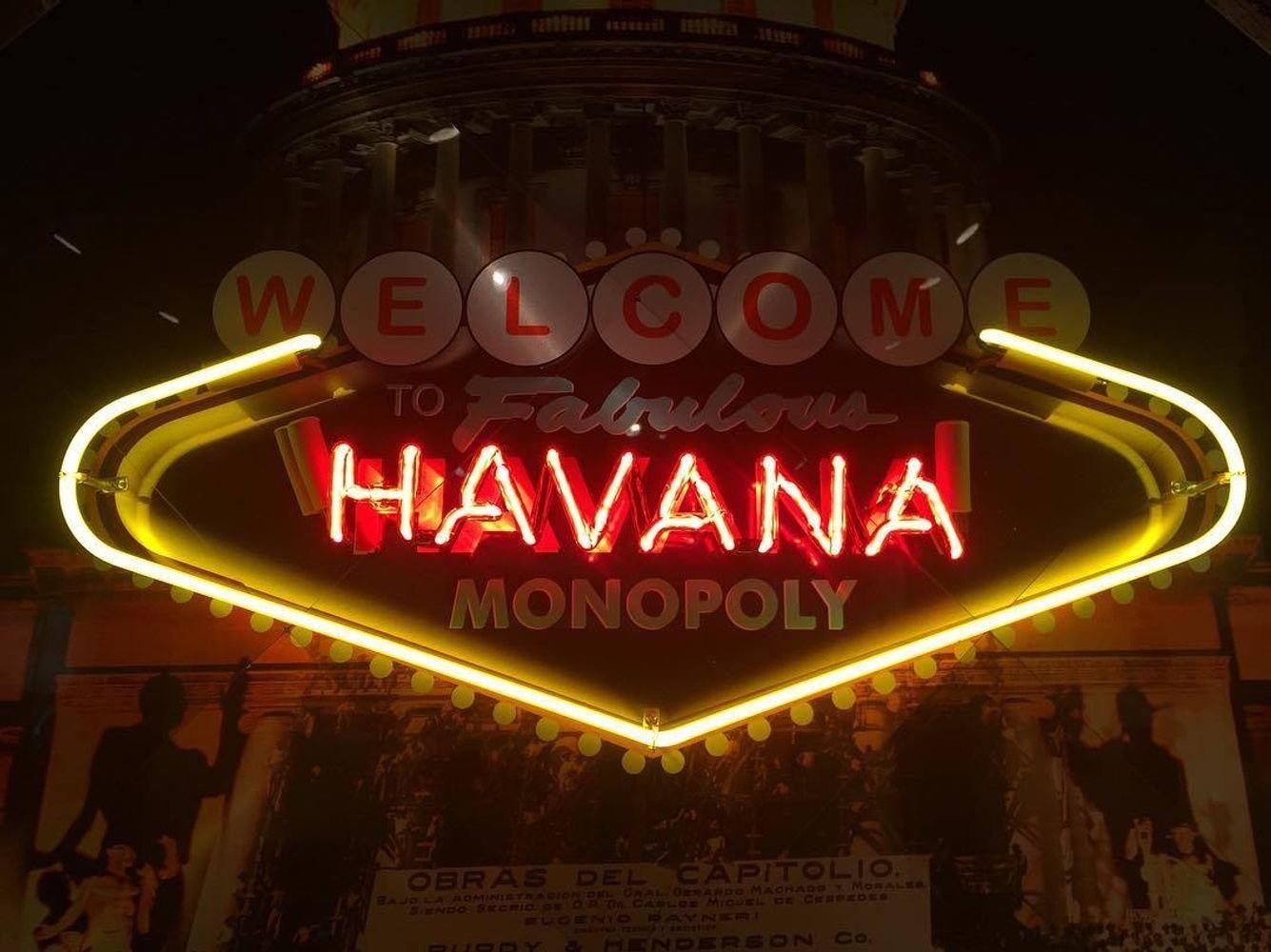 Neon Havana!