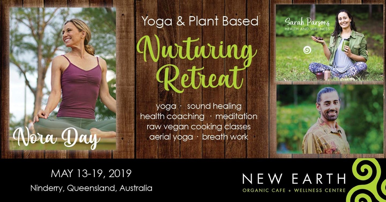 Yoga & Plant-Based 7-Day Nurturing Retreat