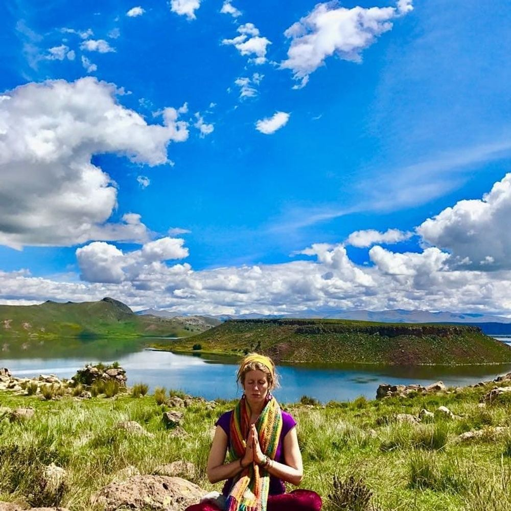 6 Days Lake Titicaca Meditation, yoga and healing retreat