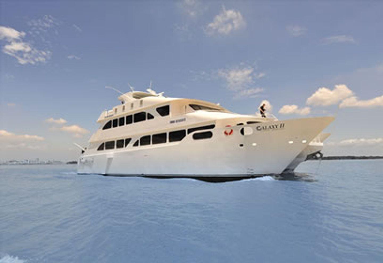 Ecogalaxy  Catamaran Yacht