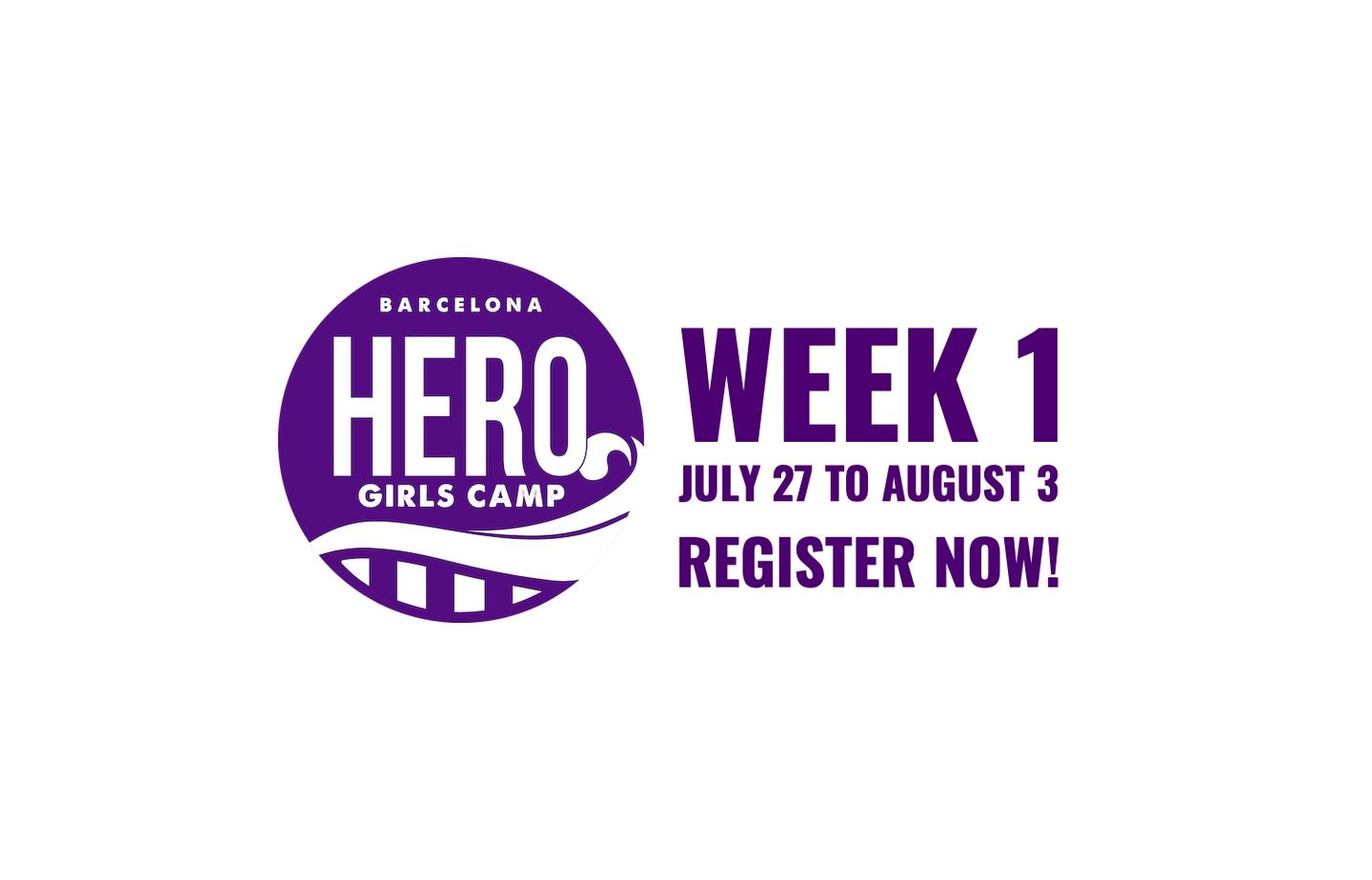 HERO Girls Camp 2019 - Week 1