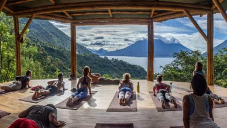 India yoga Retreat