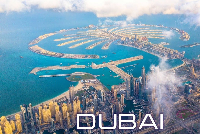 FLYING ANGELS DUBAI TAKEOVER!