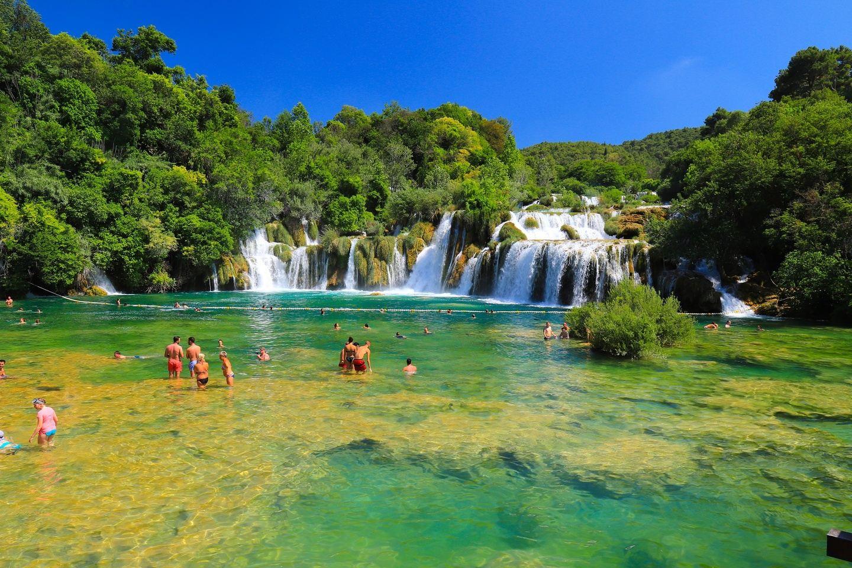 Krka Waterfalls Tour / from Sibenik