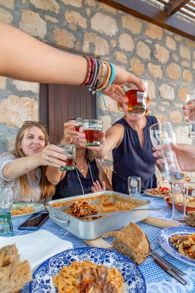 Private Gatherings (DINNER)