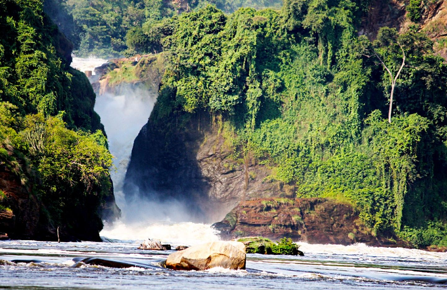 Murchison Falls Big % Safari