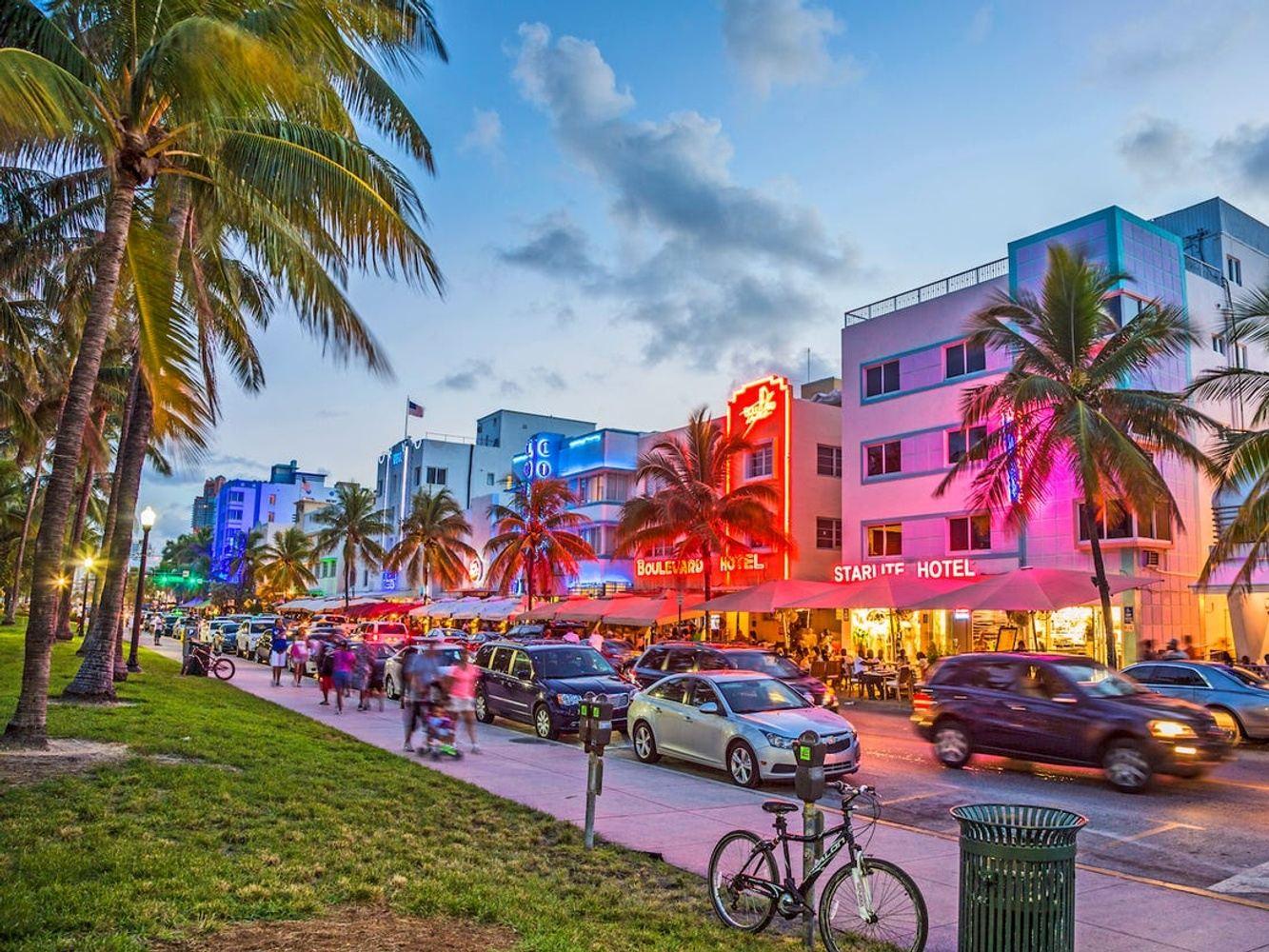 Miami Girls Trip 2020