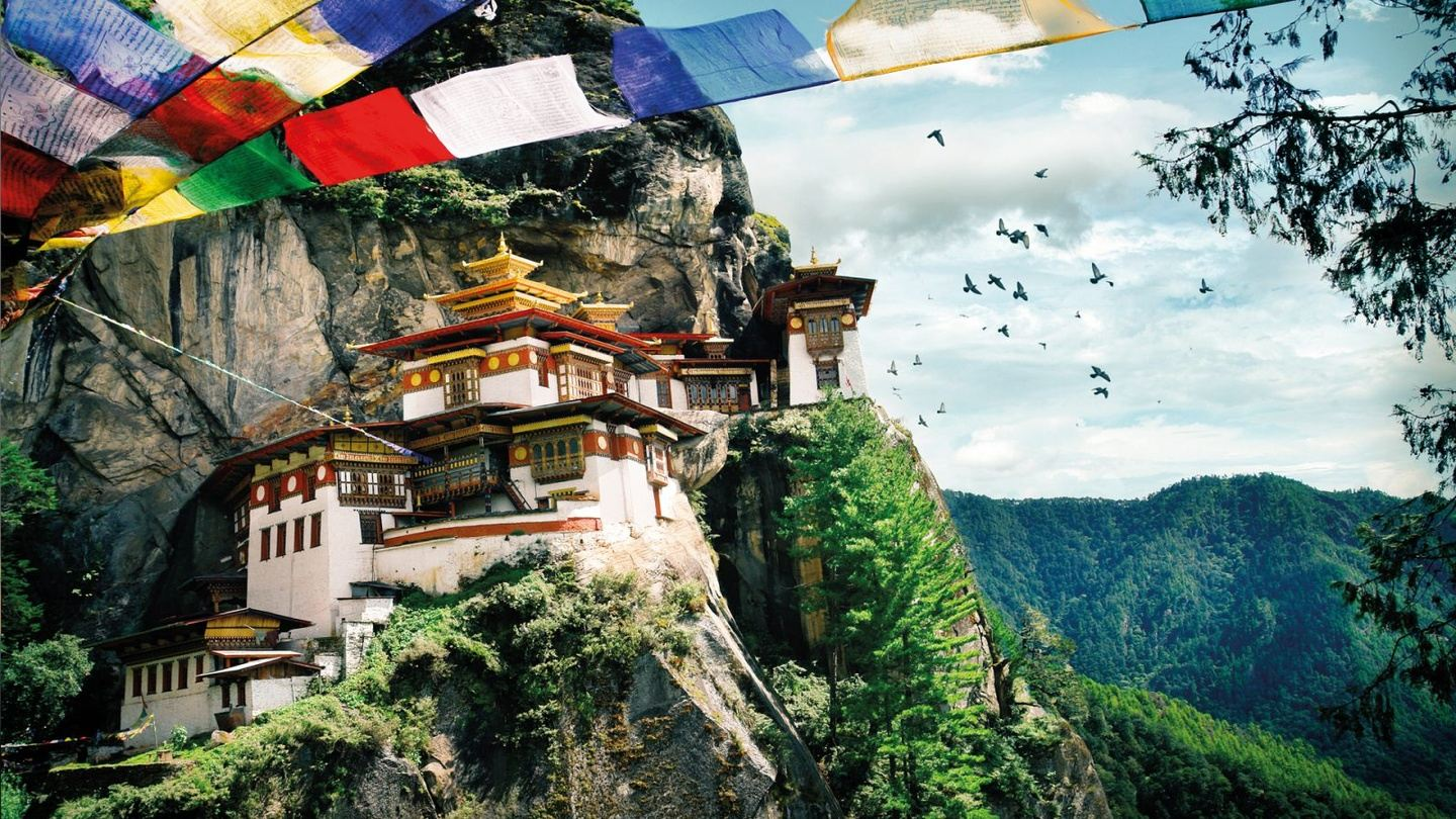 Eighty Days Epic Bhutan