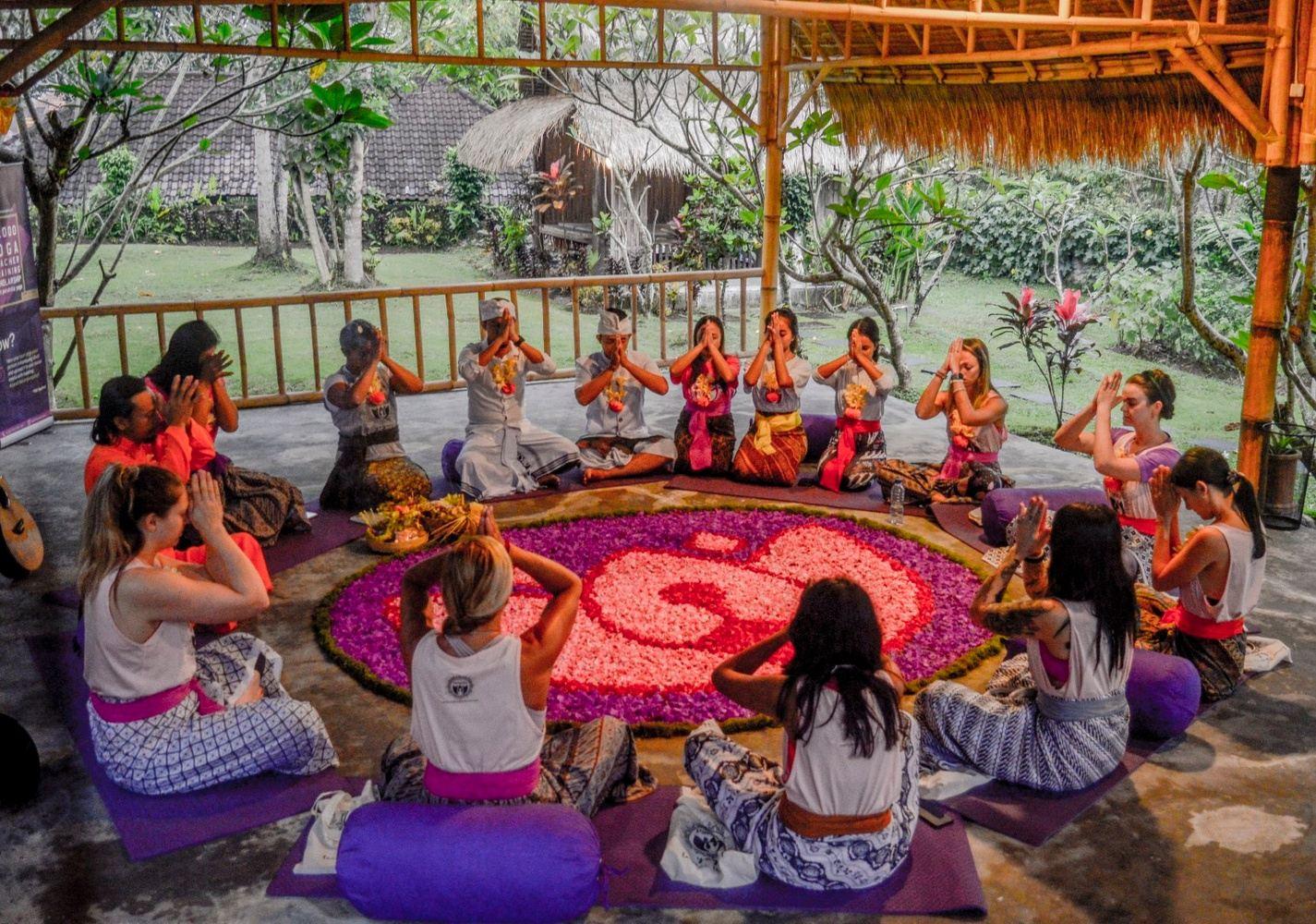 200hours Hatha and Vinyasa Yoga Teacher Training In Gianyar, Bali