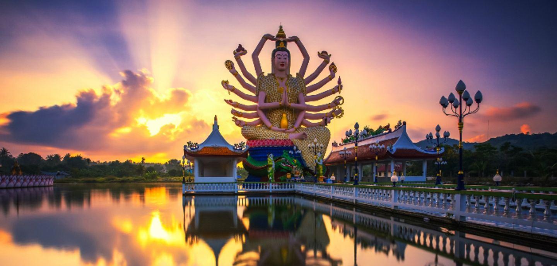 8 day yoga retreat in Thailand!