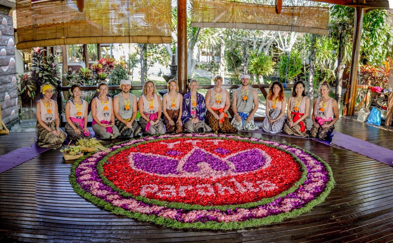 200Hours Yoga Teacher Training in Gianyar, Bali
