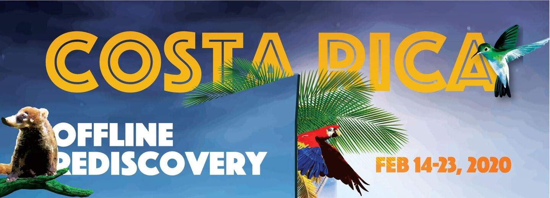 Costa Rica - Offline Rediscovery