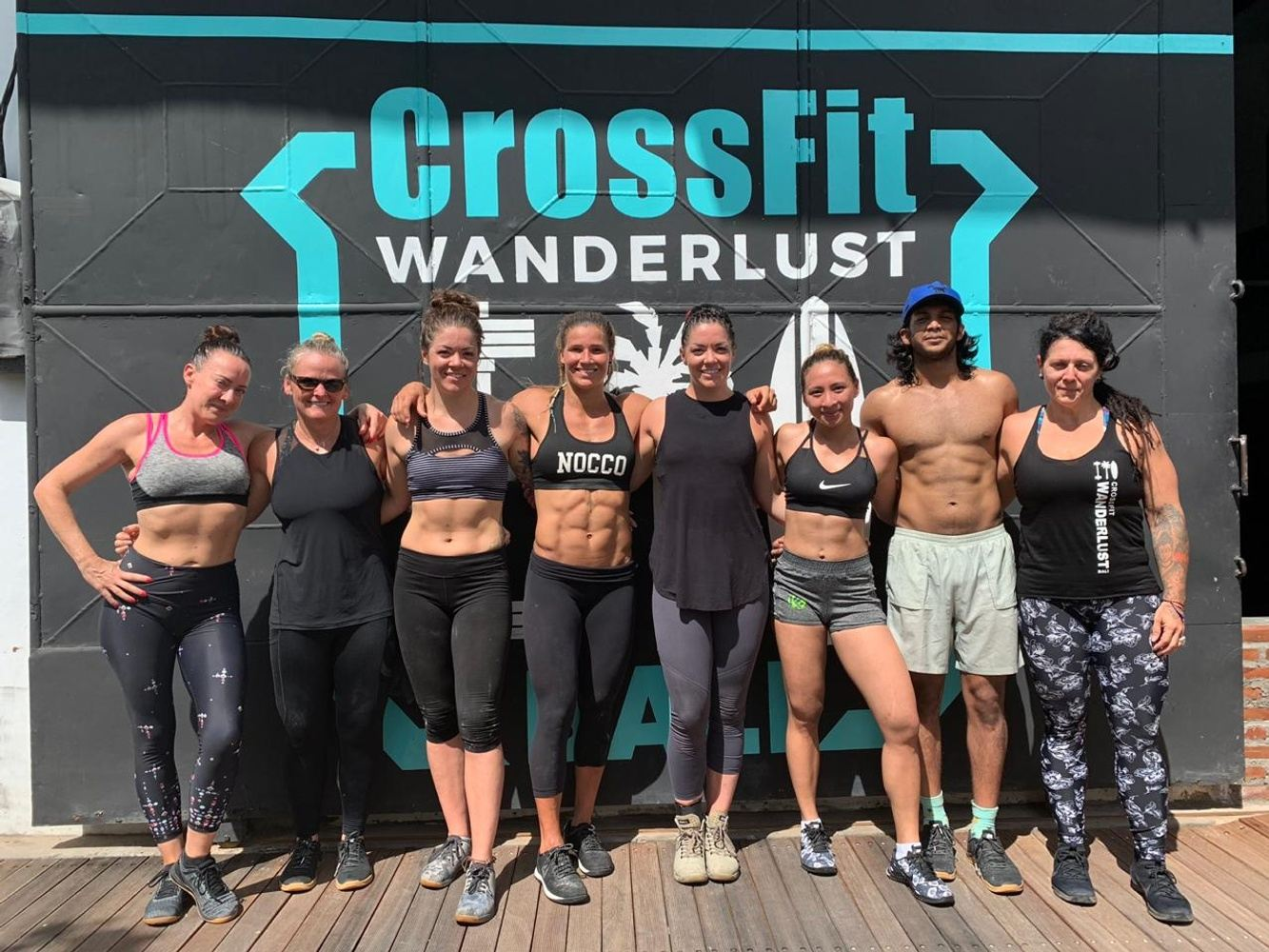 Wanderlust May Training Camp