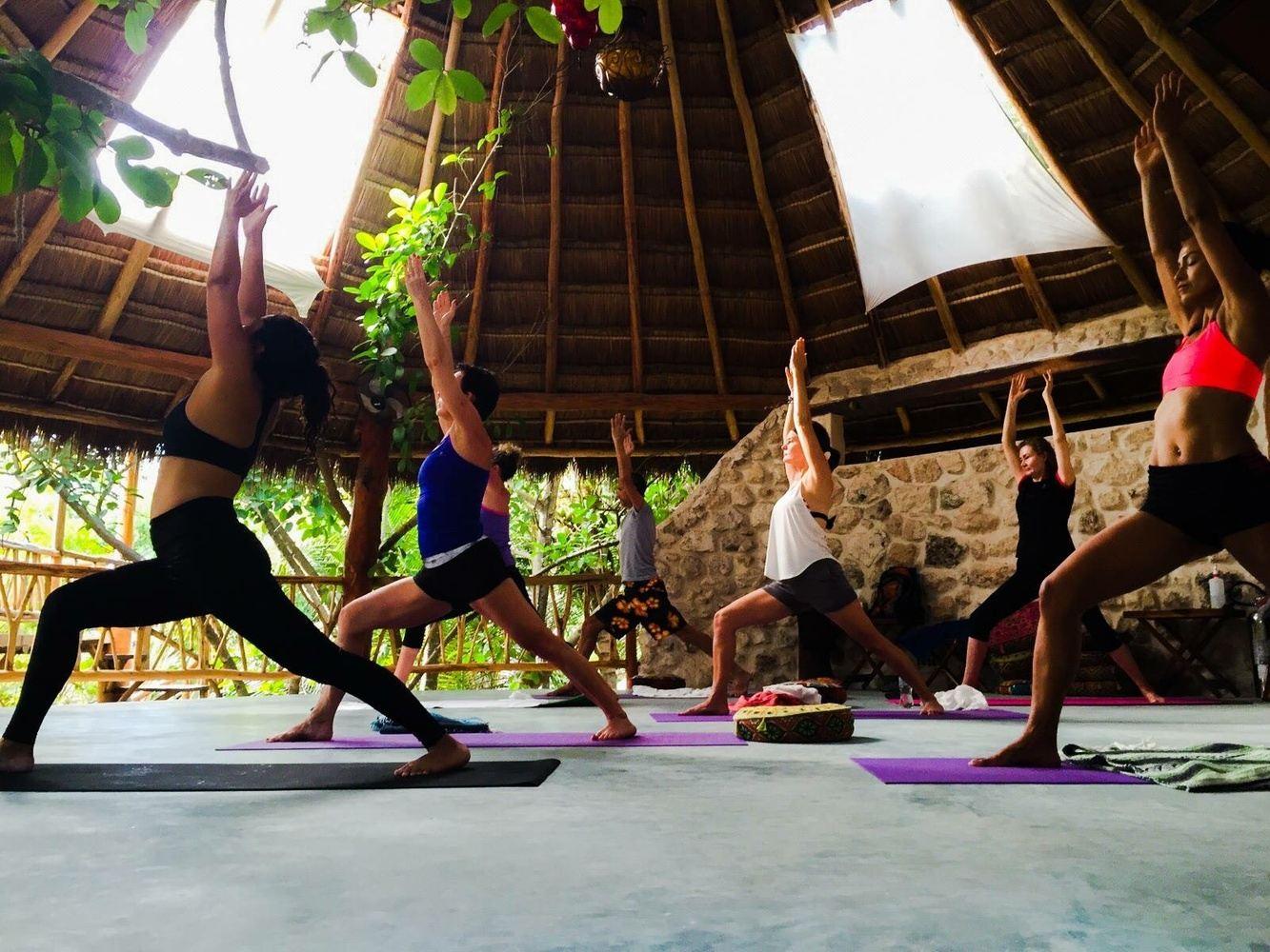 Wellness Beyond the Body Yoga Retreat