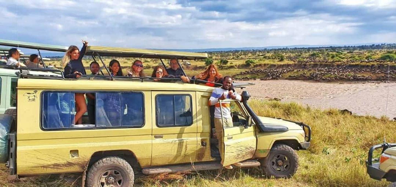 5 Day Tanzania Wildlife