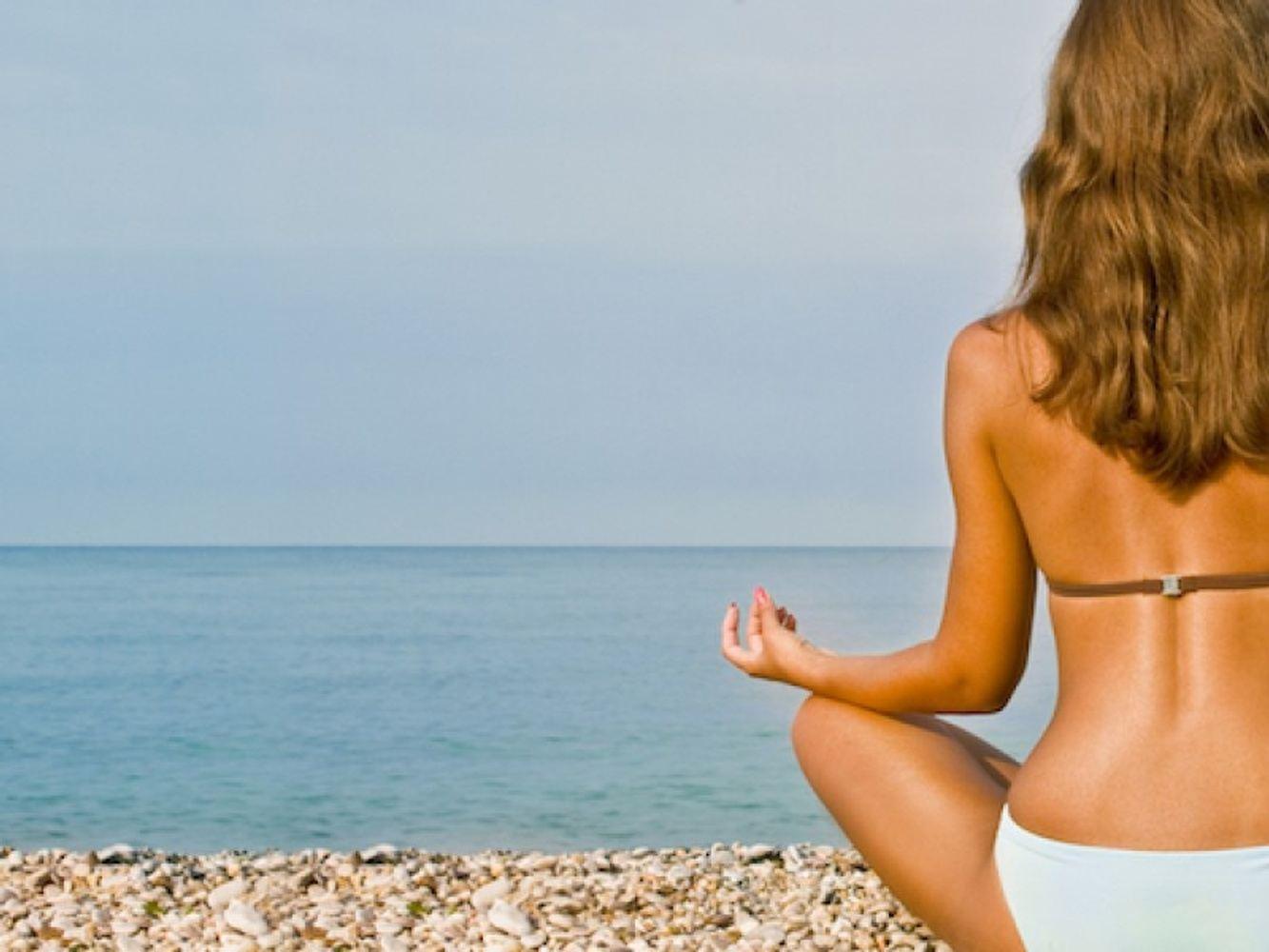 LUXURY YOGA RETREAT IN AJARA FOR HAPPY HEALTHY SEXY WOMEN