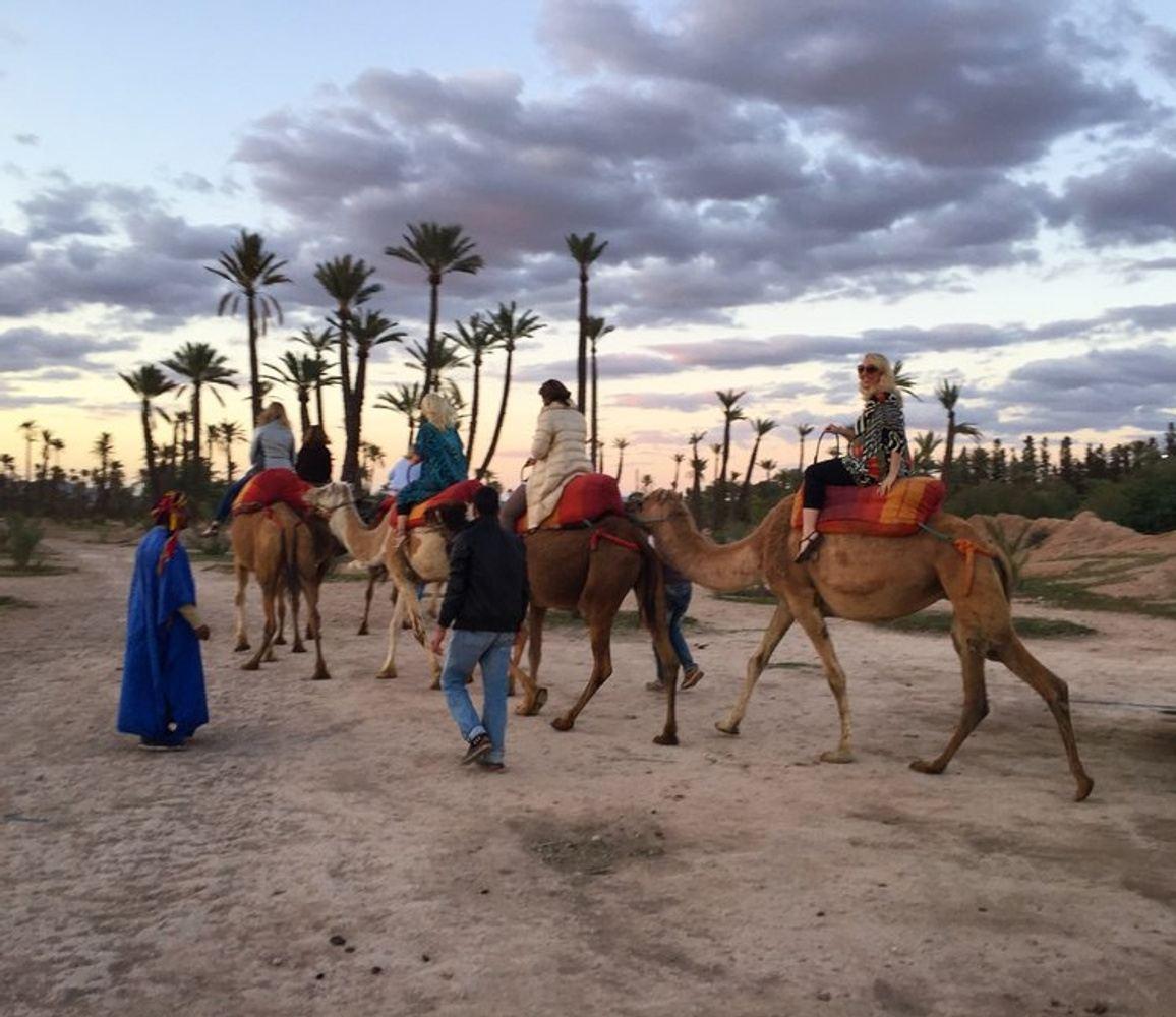 EAT.PRAY.MOVE Marrakech FORM+FOCUS Retreat, 18th - 24th February