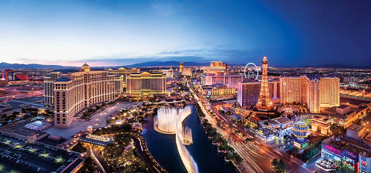 Las Vegas and Grand Canyon Labor Day Weekend Getaway
