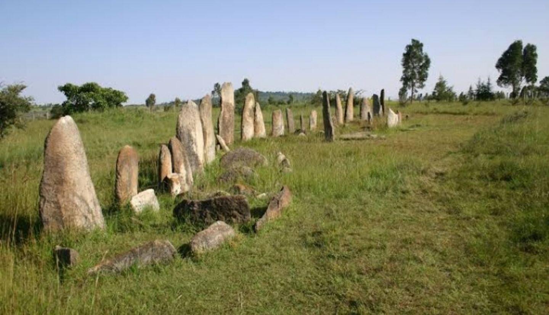 Archeological sites of Tiya, Adadi Maryam and Melka Kunture