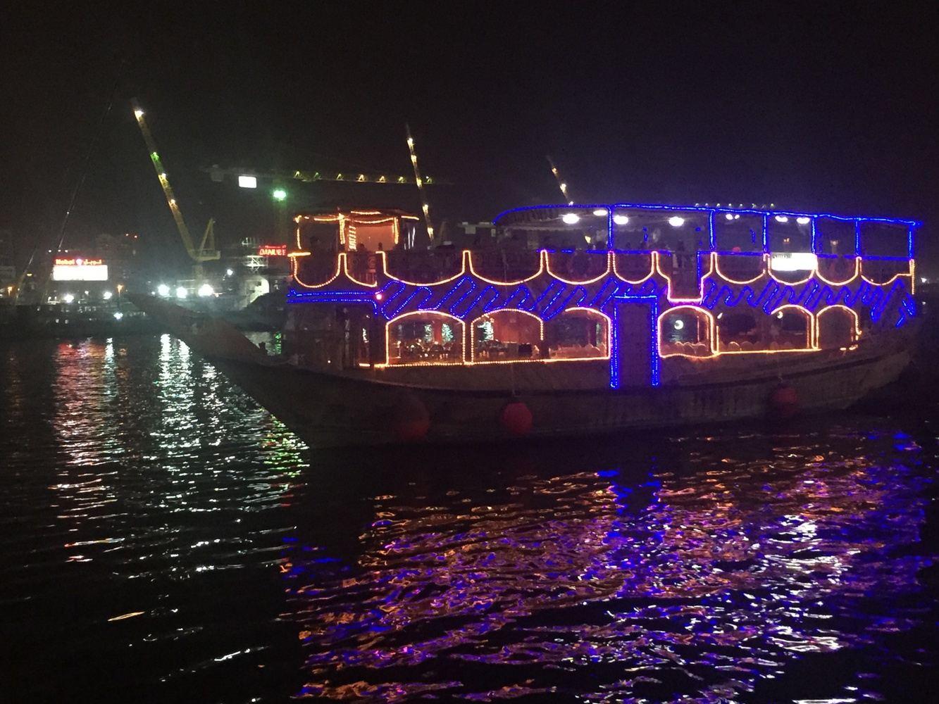 Dhow Cruise Dinner - Deira Creek