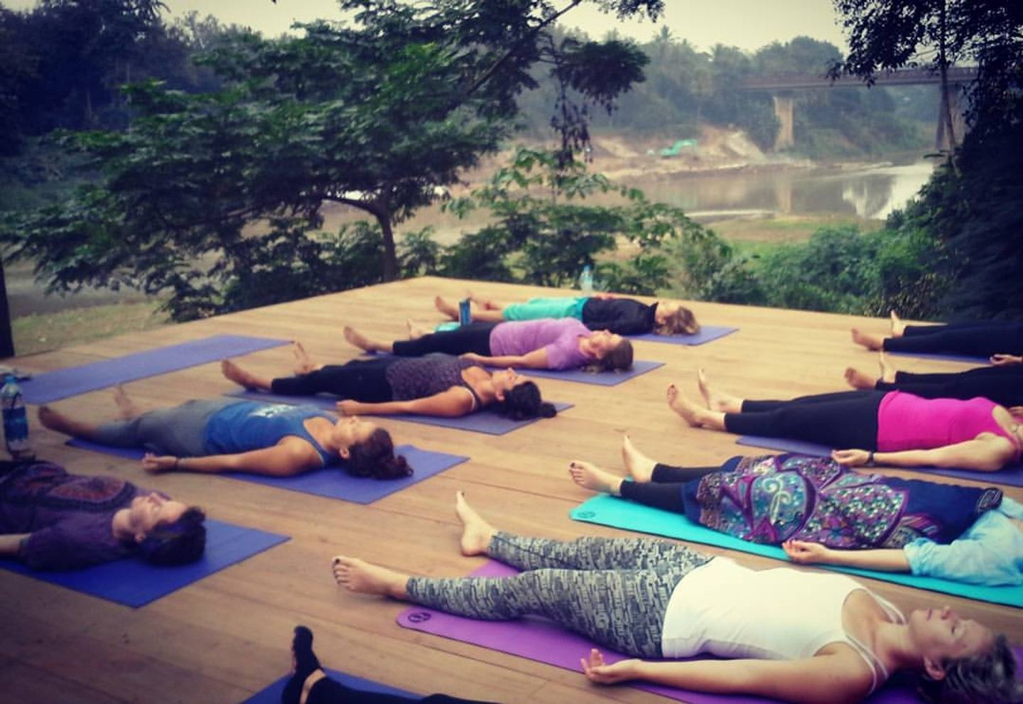 25 Days 200-Hour Yoga Teacher Training Course in Koh Chang, Thailand