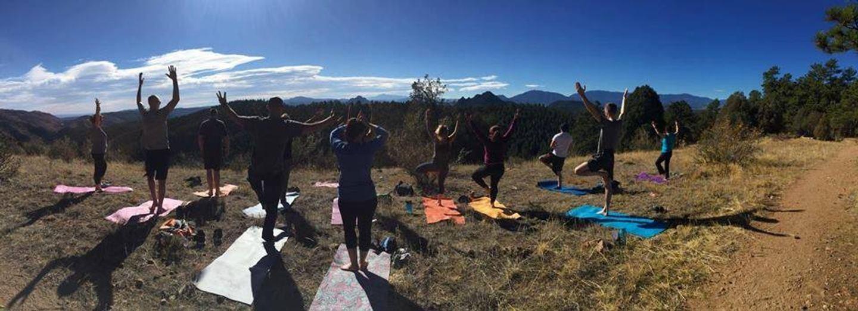 Yoga and Hiking!