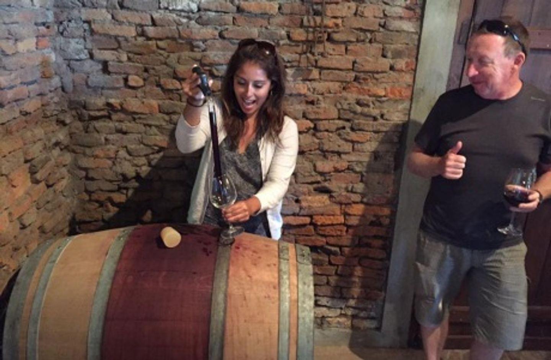 Colonia Wine tour