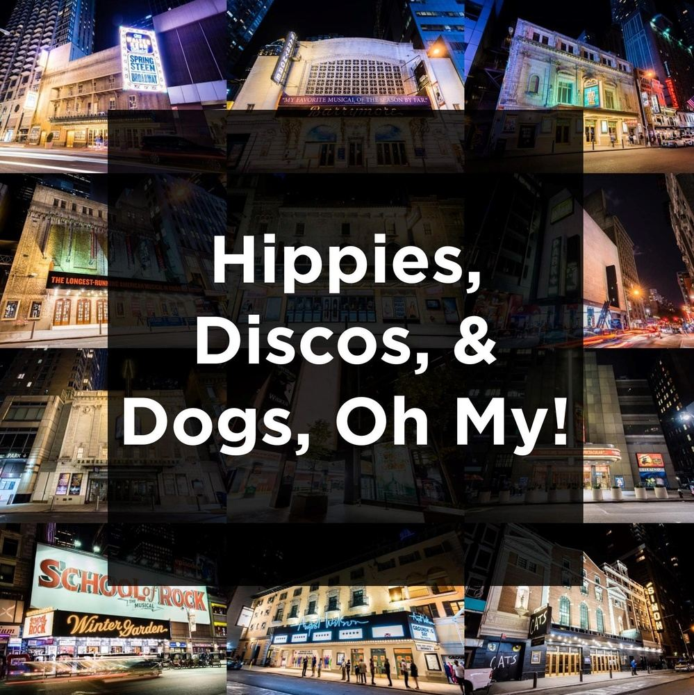 Hippies, Discos & Dogs, Oh My! Virtual Tour -Feb 11