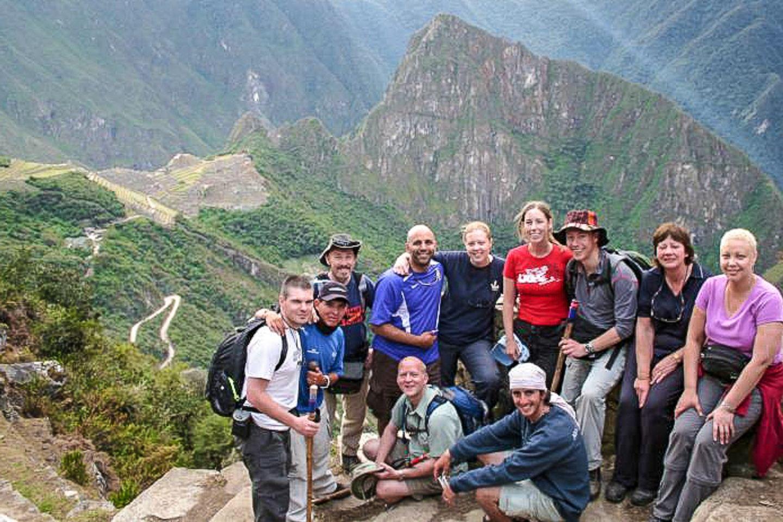 Inca Trail 5 Days--All inclusive