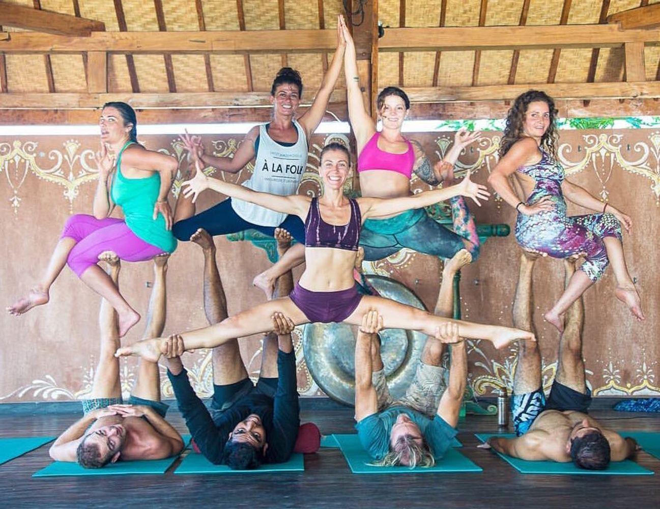 Yoga Movers Retrat Bali