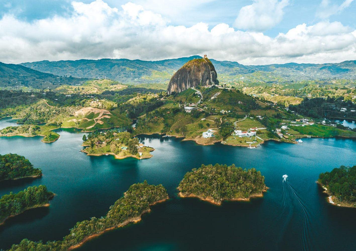 Colombia Adventure Yoga Retreat