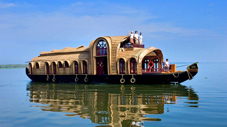 aleppy Houseboat